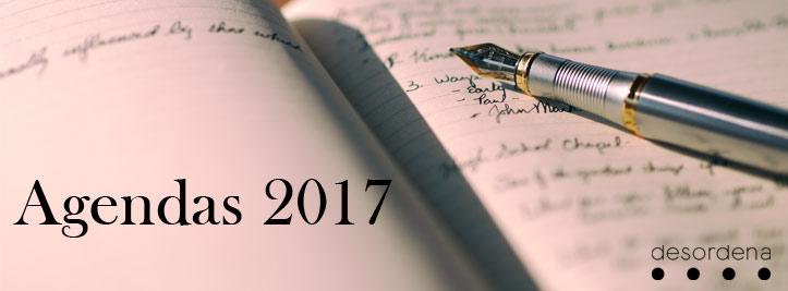 Agendas 2017 for Agendas de oficina