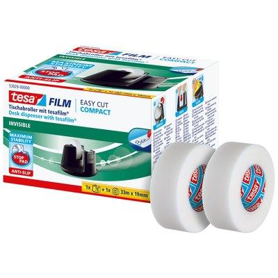68b8789ff Comprar online Portarrollos cinta adhesiva tesa negro (53832). DESORDENA
