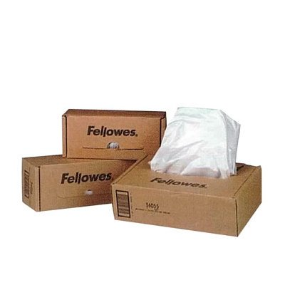 Bolsas de residuos para Destructora Fellowes 36056