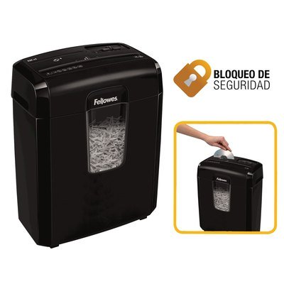 Destructora de documentos personal Fellowes 8Cd 4692101